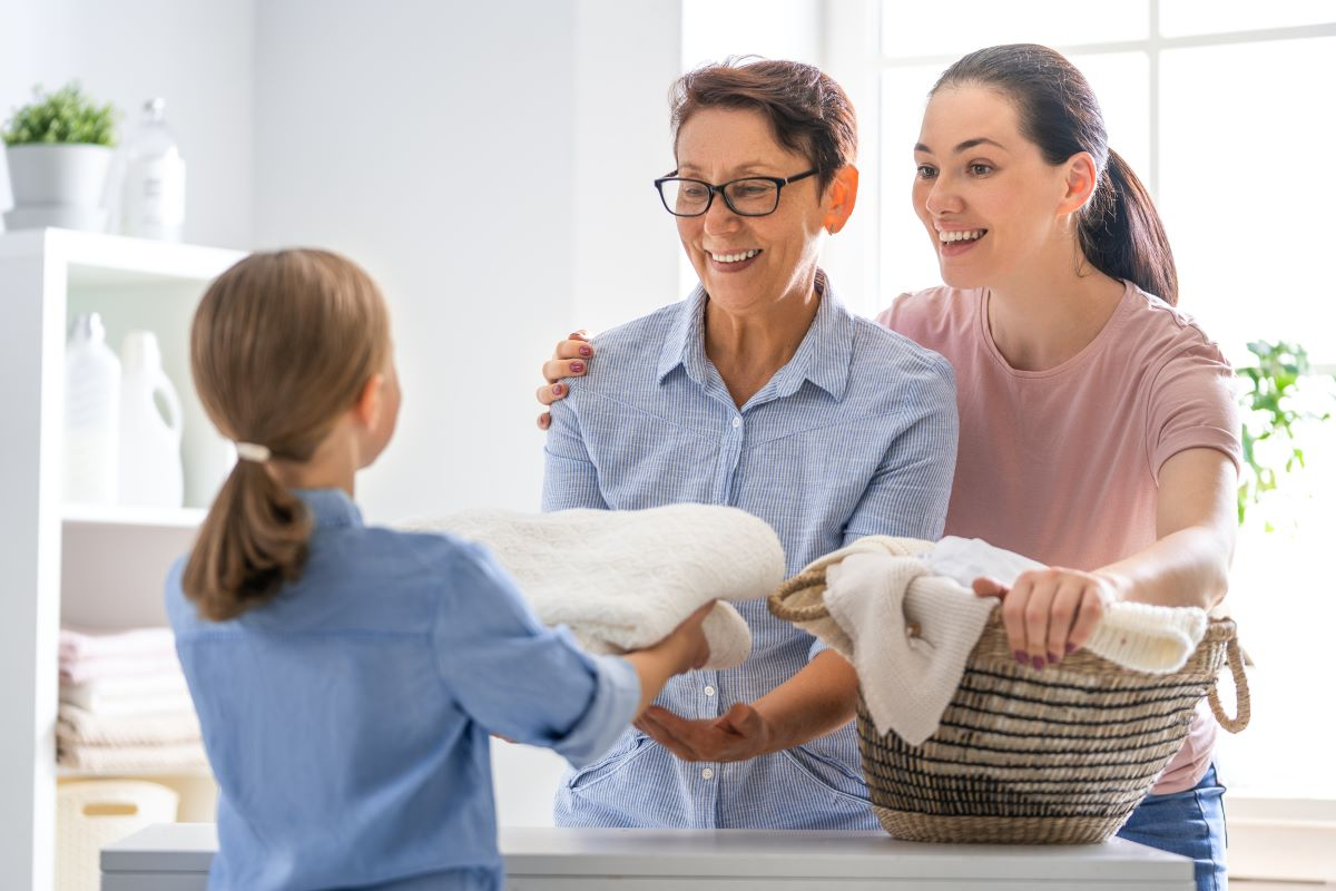 NDIS laundry service - wash and fold for NDIS participants - mobile laundromat for people with disabilities